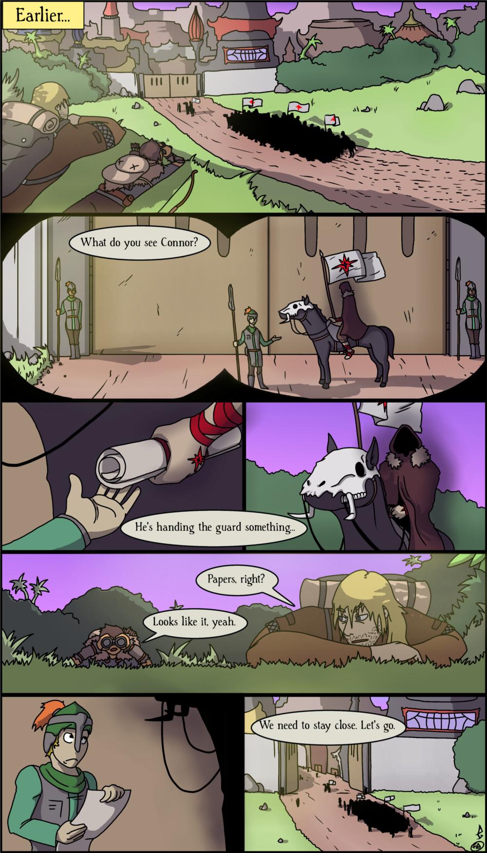 Spooky horse D: