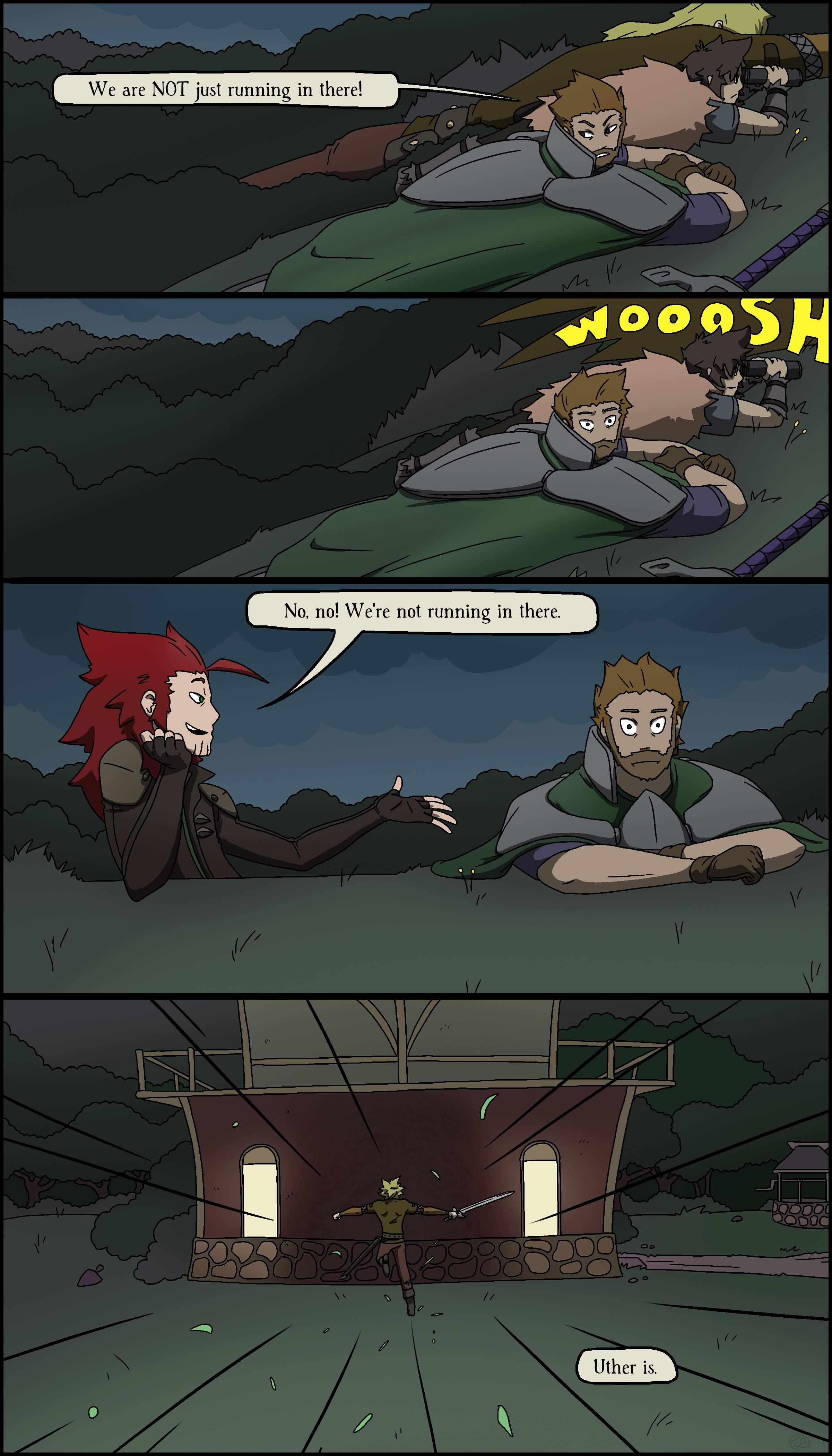 Poor Shepherd.